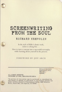 Screenwriting from the Soul